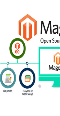 Magento Ecommerce Development Services  The competition is really very high in the eCommerce domain and every eCommerce development  company needs to incorporate the basic features into each website they deliver successfully to  the clients. However, the efficiency of an online shopping site is directly proportional to the  development platforms chosen.  Undoubtedly, Magento is the first name that strikes the head when it comes to choosing the  shopping site development platform, which is all due to the salient features of Magento.  Moreover, the latest version Magento 2 has elaborated the shopping and admin features making it  more user-friendly. Moreover, the latest version Magento 2 has elaborated the shopping and admin  features making it more user-friendly.  Some of the Magento features that an eCommerce website development company can benefit from are  listed below:  Open Source Platform Magento is an open-source eCommerce development platform and is preferred the most by the  companies providing web application development services. On an average, over 80% eCommerce  websites are based on Magento CMS and are performing world-class when it comes to generating the  revenue.  Optimized for SEO Magento comes with built-in SEO tools that help search engines crawl the website pages and  automatically improve its ranking on the search result pages.  Cross-browser Support The websites built on Magento CMS are powered with the cross-browser support and they are run  across multiple devices. This makes these websites possess the capability to be accessed on the  go, which on the other hand, improves the website ranking on the search engine result pages.  Multilingual and Multi-currency Support Magento powers the eCommerce websites with its inbuilt support for multiple languages and  currency. These websites extensively support multiple payment modes.  Quick Checkout Option This option allows users purchase multiple products simultaneously and proceed to checkout  quick