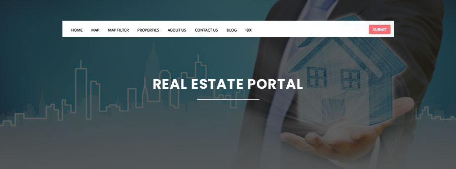 Real Estate Web APP Company